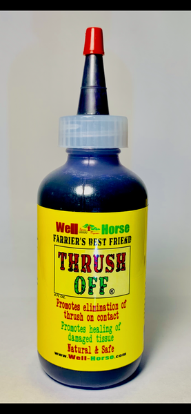 Thrush Off 4 oz. squirt