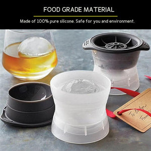 Sphere Ice Mould Set - FeelLifeStore