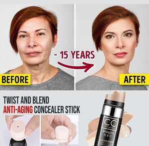 Twist and Blend Anti-Ageing Concealer Stick - FeelLifeStore
