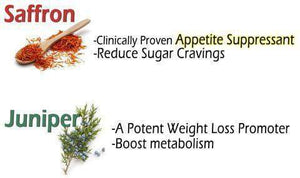 Appetite Control Saffron Oil - Appetite Suppressant Oil - All Natural - FeelLifeStore