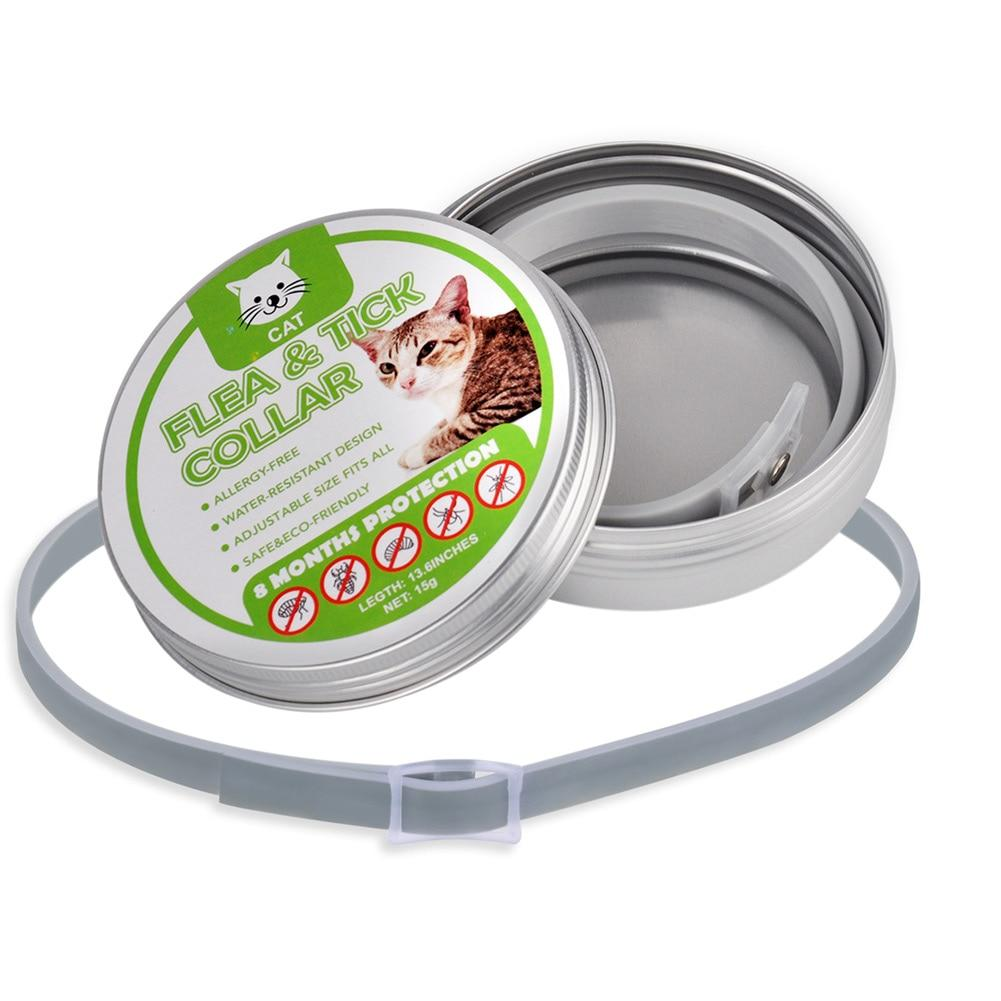 Pro Guard Flea And Tick Collar For Cats - FeelLifeStore