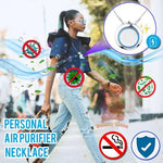 Personal Air Purifier Necklace - FeelLifeStore