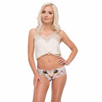 Kitty Cat With Ears Women Panties - FeelLifeStore