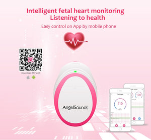 Portable Fetal Doppler - FeelLifeStore