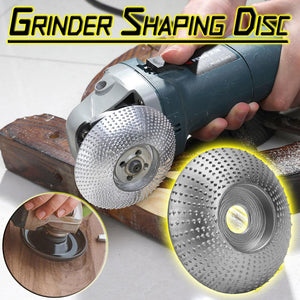 MaxCraft™ - Quick Knot Tool Grinder Shaping Disc - FeelLifeStore
