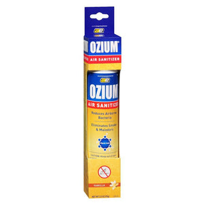 Ozium -  Air Sanitizer 3.5oz - MI VAPE CO