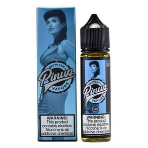 Pinup Vapor E-Juice - Betty Chill - MI VAPE CO