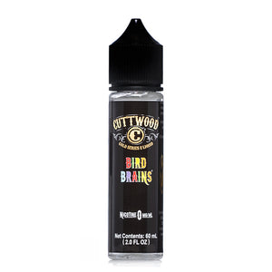 Cuttwood E-Liquid - Bird Brains