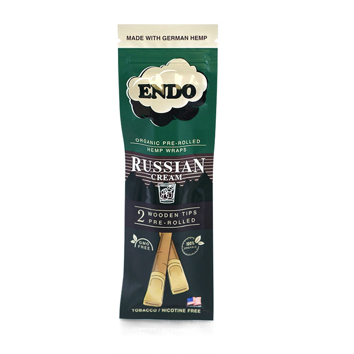 ENDO - Hemp Wraps - MI VAPE CO