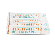 Load image into Gallery viewer, High Hemp - Organic Hemp Wraps - MI VAPE CO
