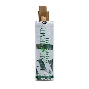 High Hemp - Organic Hemp Wraps - MI VAPE CO