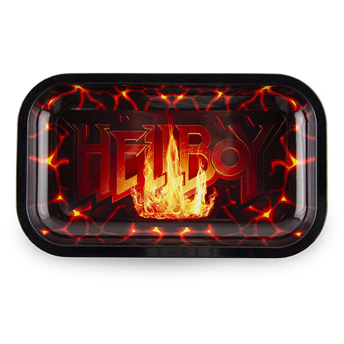 Hell Boy - Fire1 Rolling Tray (Small)