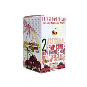 High Hemp - Organic Hemp Cones