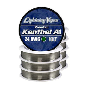 Lightning Vapes - Kanthal Rebuildable Wire 100'