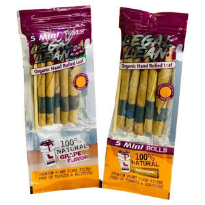 Legal Lean - 5pk Mini Rolls