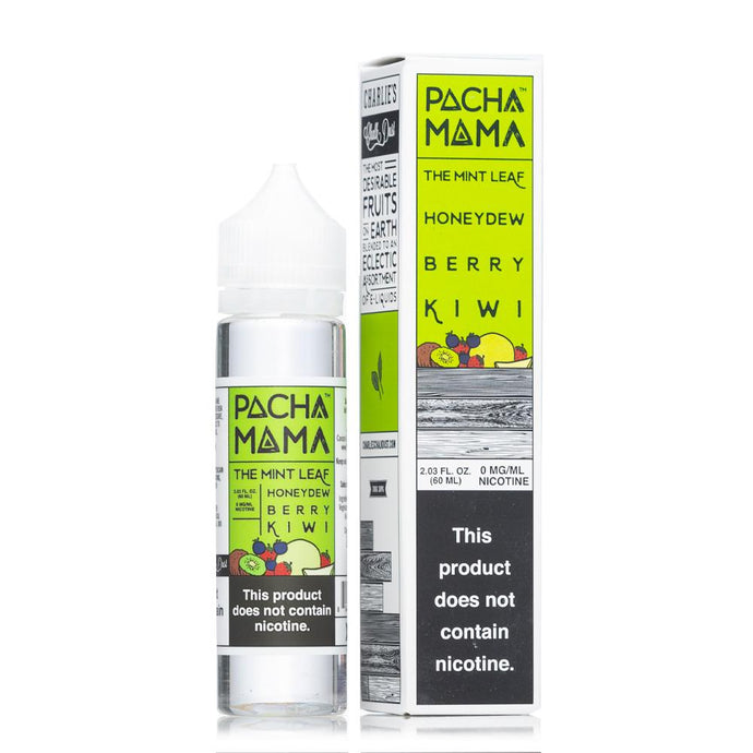 Pachamama E-Liquid - Honeydew Mint Leaf - MI VAPE CO