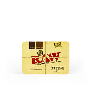 RAW - Rolling Tray Magnetic Cover Assorted Sizes