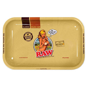 RAW - Rolling Tray New Girl