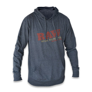Raw Apparel - Hooded Long Sleeve