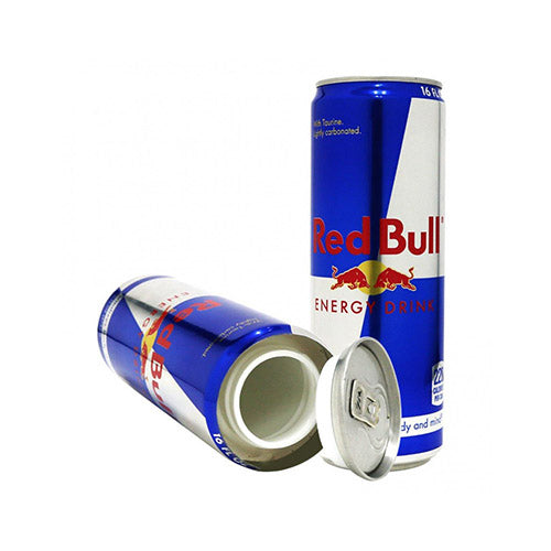 Red Bull - 16oz Storage Container