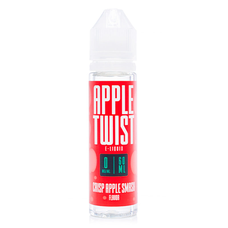 Apple Twist E-Liquid - Crisp Apple - MI VAPE CO