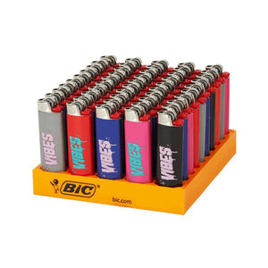 Vibes - Bic Lighter - Assorted