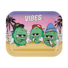 Load image into Gallery viewer, Vibes Rolling Tray - Buds for Life