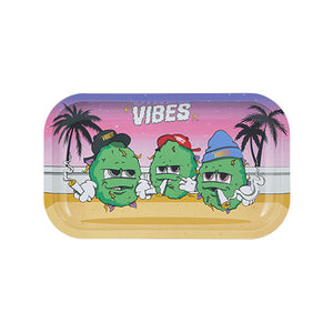 Vibes Rolling Tray - Buds for Life