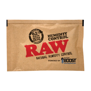 RAW - X Integra 62% Humidity Pack