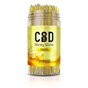 Diamond CBD - CBD Honey Sticks