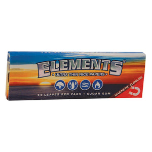 Element - 1 1/4 Rolling Papers 50 Leaves
