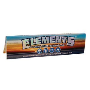 Element - King Size Rolling Papers 33 Leaves