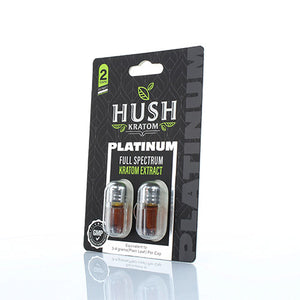 Hush - Platinum Liquid Gel Caps