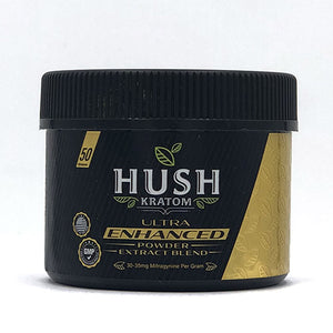 Hush - Ultra Enhanced Extract Powder