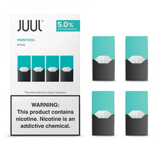 Load image into Gallery viewer, Juul - Classic Menthol 4 Pack Pods - MI VAPE CO