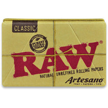 Load image into Gallery viewer, RAW Rolling Papers - Classic Artesano