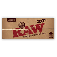 Load image into Gallery viewer, RAW Rolling Papers - Classic Creaseless
