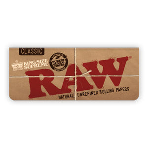 RAW Rolling Papers - Classic Creaseless
