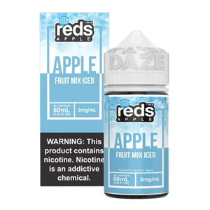 Reds E-Liquid - Mixed Fruit Iced
