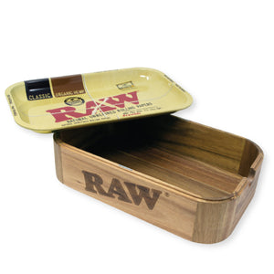 RAW - The Cache Box