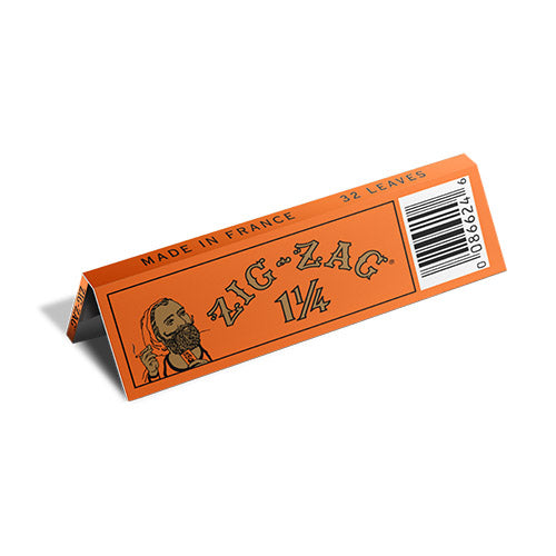 Zig Zag  - 1 1/4 Orange Rolling Papers