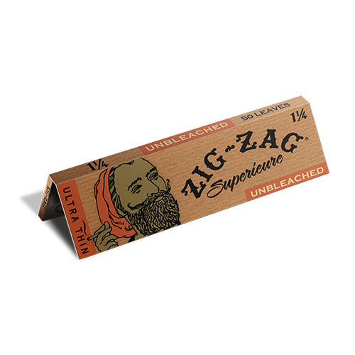 Zig Zags - Unbleached Rolling Papers