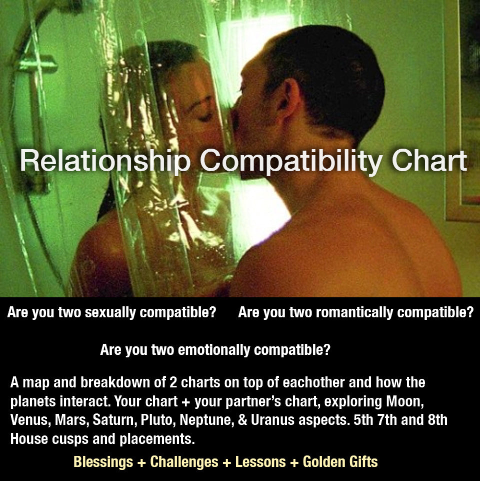 Are you sexually compatible