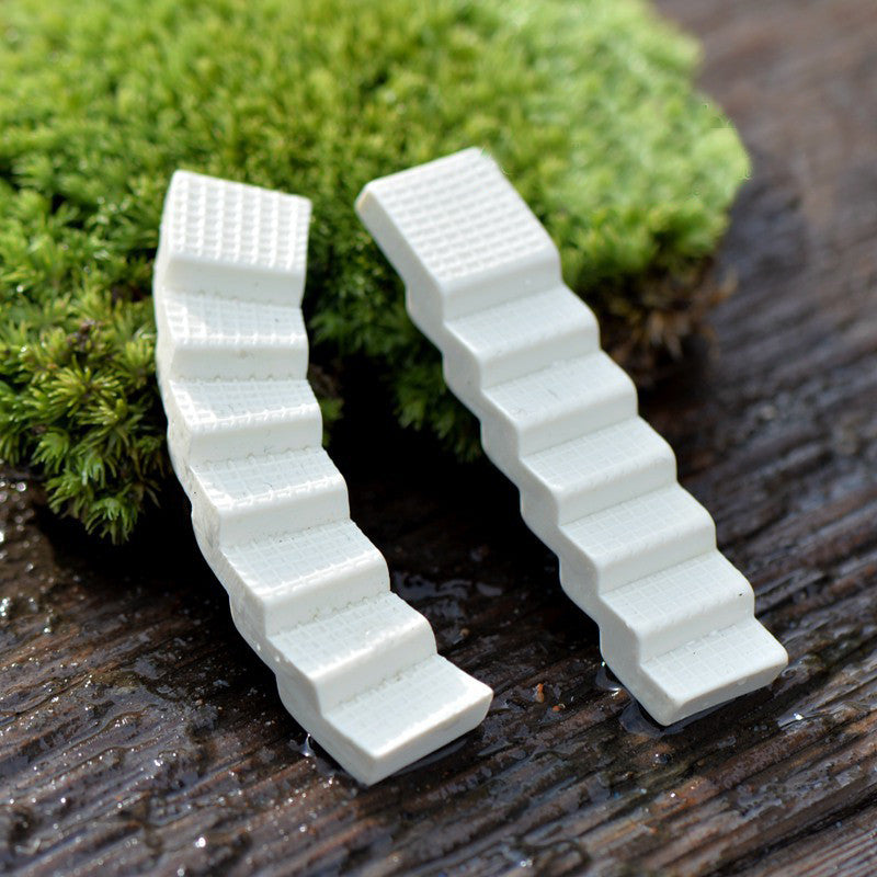 micro  stair ladder stairs DIY  resin crafts resin  miniature homes
