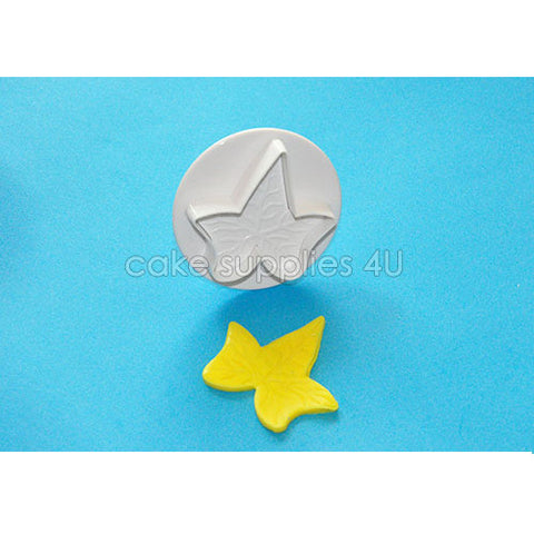 Ivy Leaf  Cake Cutters Plunger Cookie DIY Mold Cake Decoration Cutters Western-Style Pastry Mould Tool
