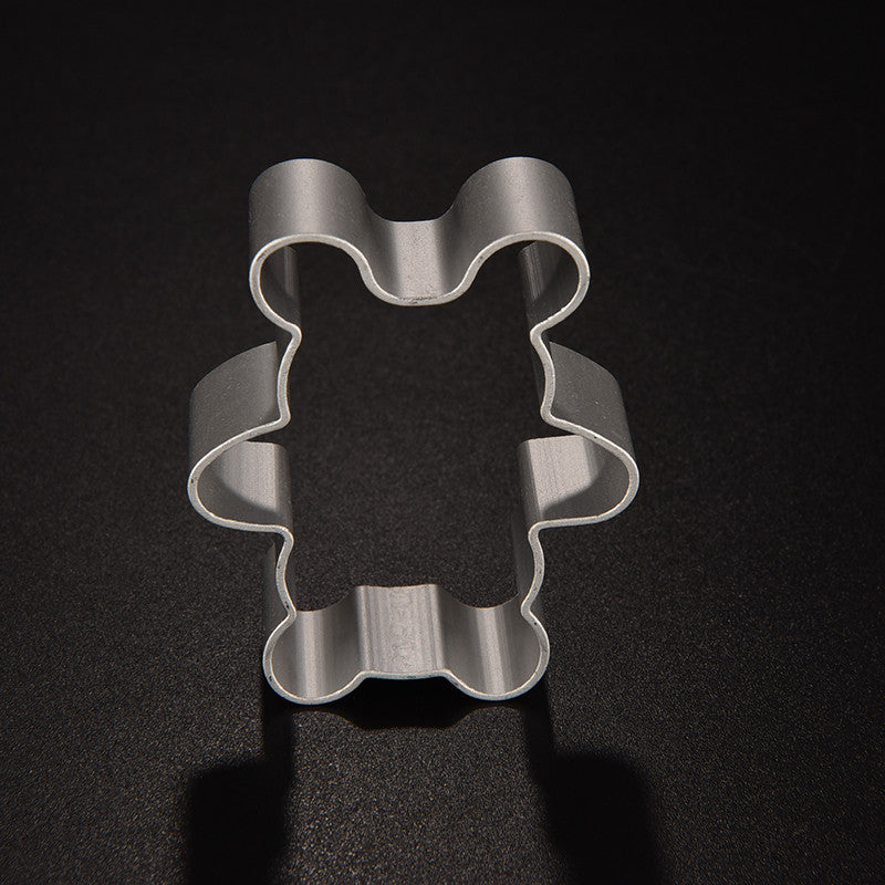 Bear Sugar Cake Biscuit Cookie Cutter Decor Mould Mold DIY Tool