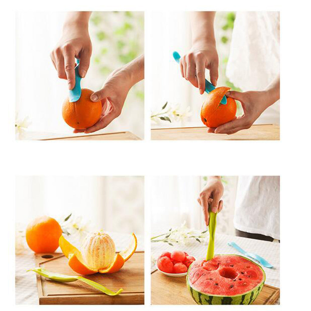 New Home Hutch Appliance Cute Universal Fruit Knife Kitchen Gadgets Peeler Barker