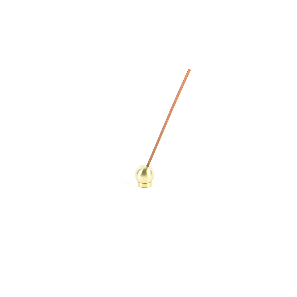 Brass Ball Incense Holder - November 19 Market