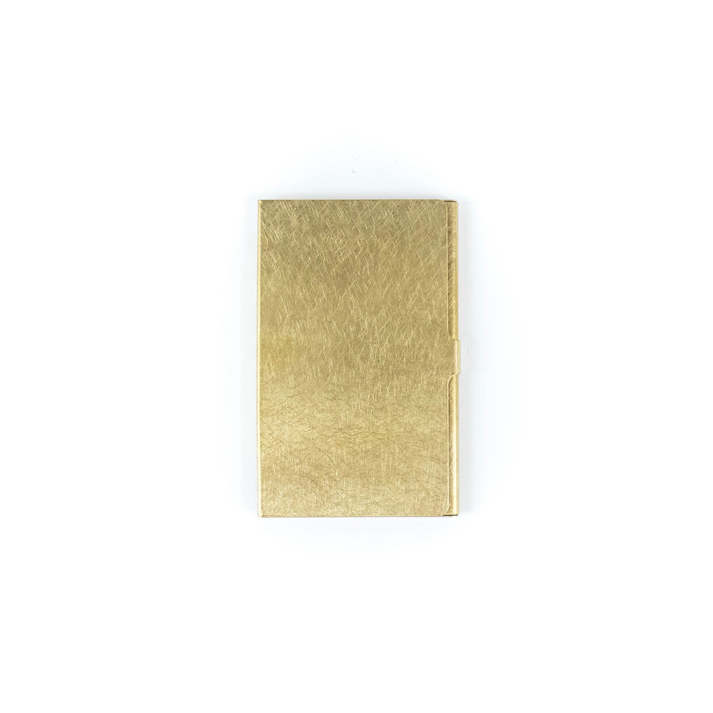 Brass Card Holder - Japan - November 19 Market