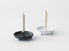 Daiyo Mame Ceramic Candle Holder -Black - November 19 Market